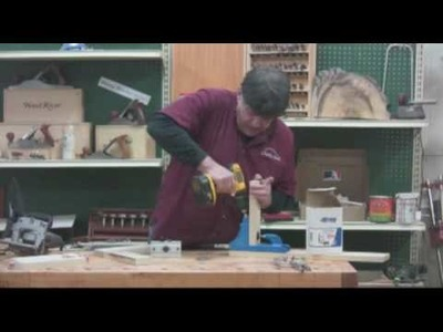 Tutorial on Joinery Types and Uses PART 2 Presented by Woodcraft