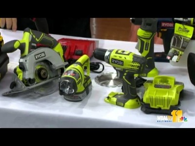 Cordless tools can power DIY home improvement projects