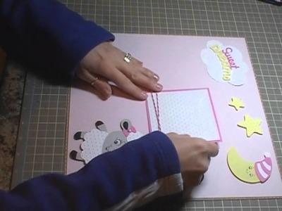 Create a Critter Scrapbook Layout, Episode 103
