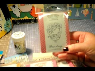 Cuttlebug, Tim Holtz, Greeting Farm, and Copics Haul Vid #8
