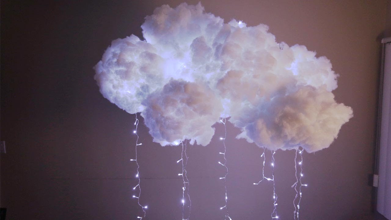 DIY Cloud Light