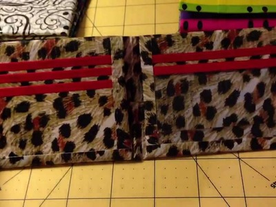 Duct Tape Crafts of the Week! :)