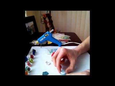 How To Make A Button Ring