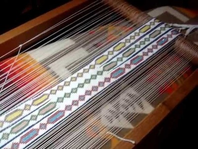 Introduction to an open bead loom