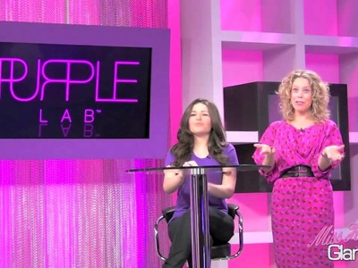 Jessica Harlow + Purple Lab on HSN! with Colleen Lopez!