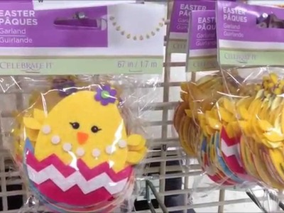 MICHAEL's CRAFT's ~ Fun Easter Decor & Basket Fillers!