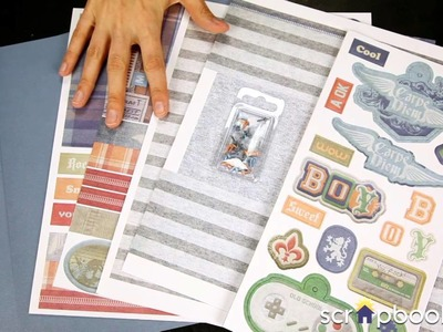 We R Memory Keepers - 12 Layout Page Kit