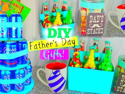 DIY Father's Day Gifts! | Pinterest Inspired ♡