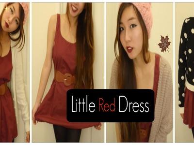 ✂ DIY: Little Red Dress