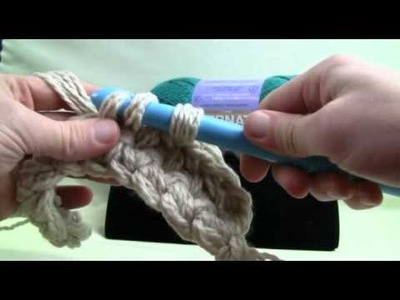 Extreme Crochet - Lesson 3 - Half Double Crochet (HDC)