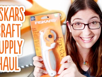 Fiskars Craft Supply Haul