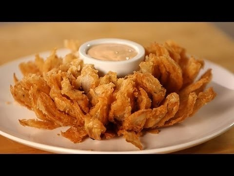 How to Make a Blooming Onion | Outback Steakhouse Inspired | Get the Dish