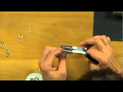 Learn how to make a jewelry hook with Denise Peck