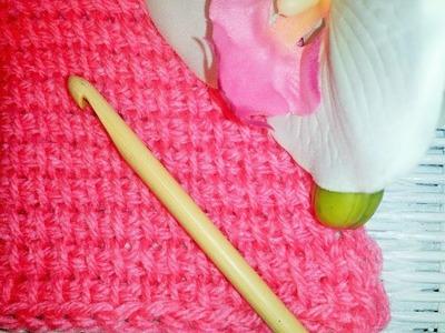 Lesson 2 ~ Tunisian Crocheting Binding Off