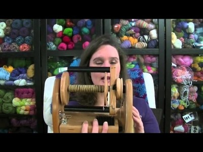 Lots of Spinning - EP94 - Knitting Blooms