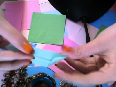 Origami Box by Katherine Glick