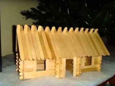 Popsicle stick craft ideas