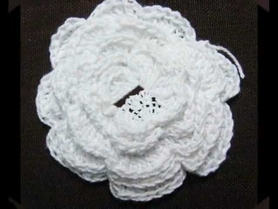 Pretty Sewing Crochet Flower Beaded Appliques From India Ibatrim