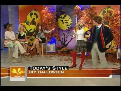 TODAY Show Bobbie Thomas DIY Style Halloween