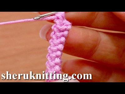 3D Romanian Point Lace Cord Tutorial 49 Crochet Romanian Lace