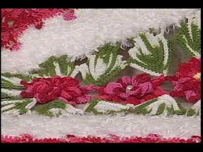 Bolsa em crochê com Maria José - Vitrine do Artesanato na TV