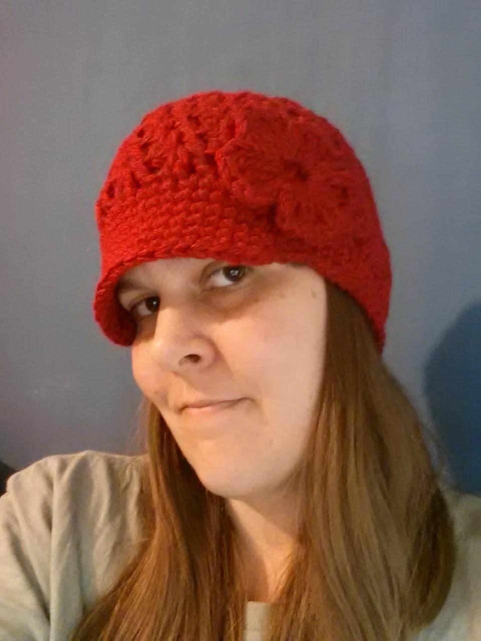 DIY #Crochet Adult Newsboy Cap Hat #Tutorial How to Crochet
