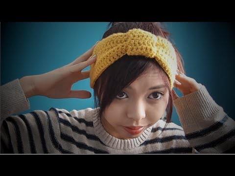DIY ✂ How to Crochet a Knot Headband
