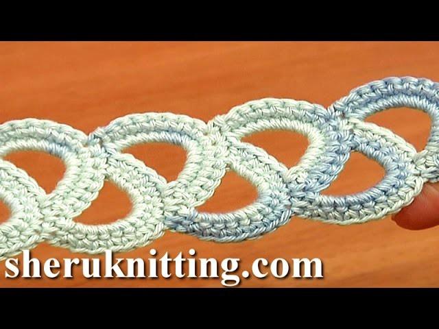 Easy to Crochet Tape Tutorial 8 Beginner Level
