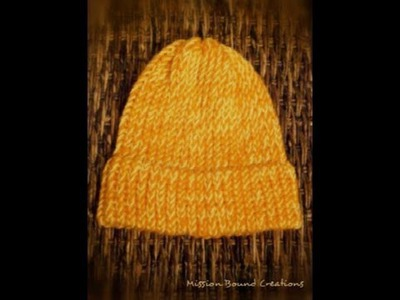 How to Close a Loom Knit Hat