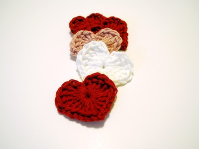 How to Crochet a Heart using Magic Ring: Beginner Friendly Tutorial
