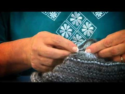 How To Knit A Hat Step 7 - Intermediate.Advanced