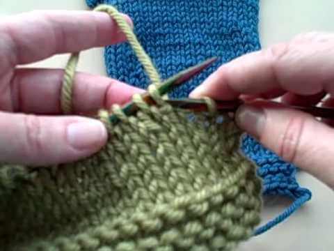 How to Knit Short Rows