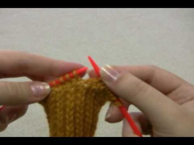 How to Knit Socks: Turning the Heel