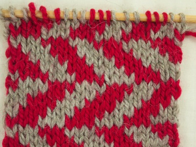 How To Knit Stranded Fair Isle