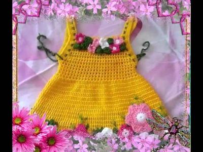 Летние вязаные платья Вяжем с Людмилой Тен