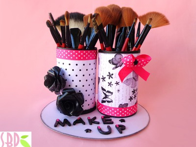 Porta Pennelli da Make up - Make up Brushes Holder