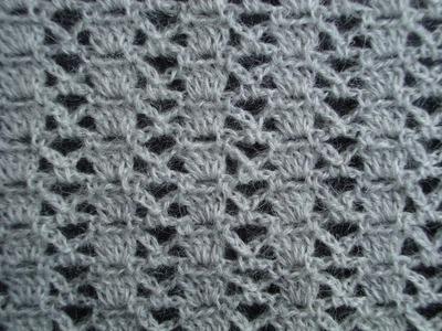 Узор вязания крючком 10 Crochet pattern