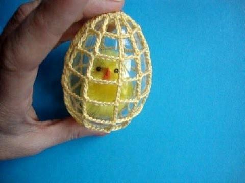Вязание крючком - Пасхальные яйца - Crochet Easter eggs