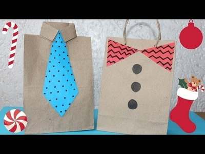 12 DIYs of Christmas : Gift Wrapping Idea for HIM