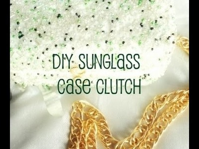 DIY Clutch : Turn Your Old Sunglasses Case Into a Fashionable  Clutch Purse