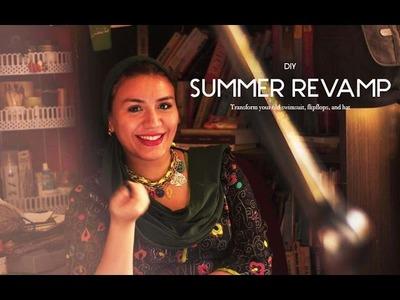DIY Days: Summer Revamp