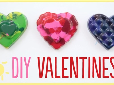 DIY | Easy Handmade Kids Valentines