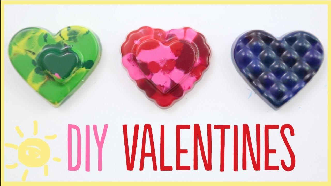 DIY | Easy Handmade Kids Valentines