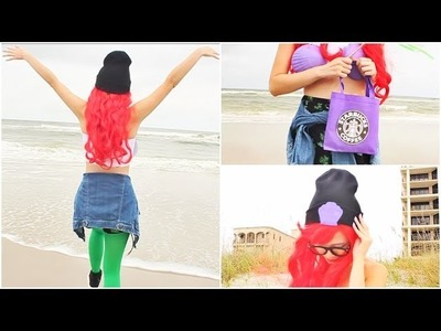 DIY Hipster Ariel Costume! +Giveaway
