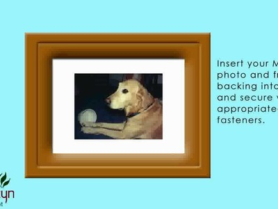 DIY Photo Matting