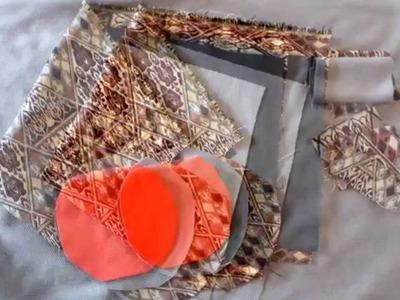 DIY tutorial bolso bombonera - Bucket bag