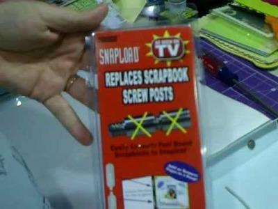 How to Convert Postbound Scrapbook to Snapload