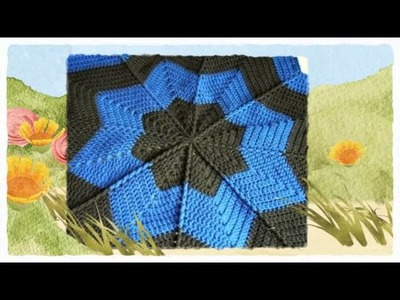 How To Crochet a Ripple Crochet Afghan: 7 Free Patterns