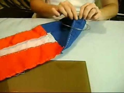 How to make a Wind Sock.