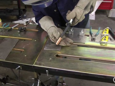 How To MIG Weld & MIG Welding Tips - Getting The Perfect Weld Everytime - Pt 1.2 with Kevin Tetz